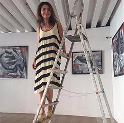Read more about the article С 1 сентября по 30 октября в Венеции, в рамках венецианского Биенале искусства , открывается выставка балканского художника Небойши Каварича                25.08.2017