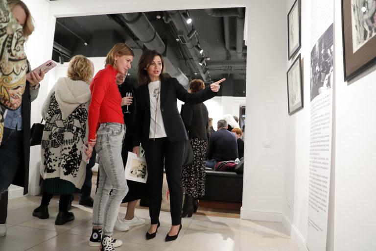 Read more about the article Выставка выдающегося художника Макса Бирштейна открылась в галерее «Вместе»