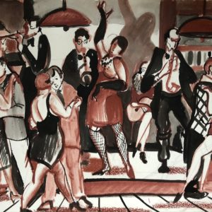 Серия «Танцы» 04