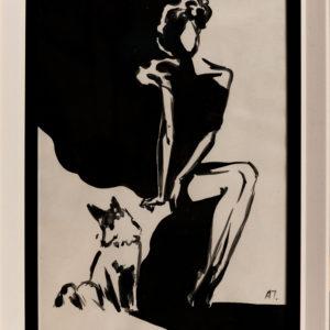 Серия «Дама с собачкой» 01