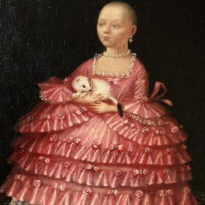 Дитя в розовом
